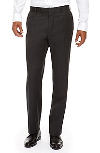 'James' | Classic Fit, Virgin Wool Dress Pant