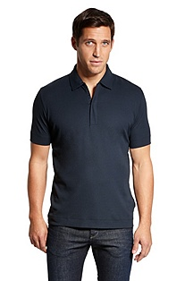 'Verona' |  Regular Fit, Cotton Polo Shirt