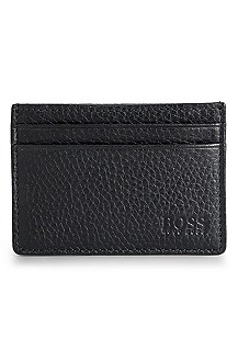 'Bradenton ' | Embossed Leather Card Case
