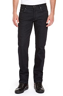 'Hugo 677/8' |  Regular Fit, Straight Leg Jean