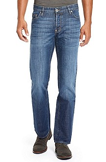 'Orange 31' | Regular Fit, Straight Leg Jean