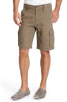 Regular Fit Cargo 'Crew-W' Shorts