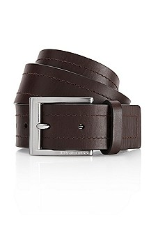 'Ubarto' | Leather Belt