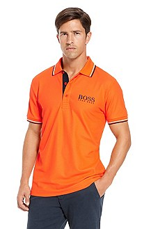 'Paddy Pro' |  Modern Fit, Cotton Blend Polo Shirt