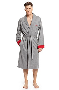 'Innovation' | Cotton Shawl Collar Robe