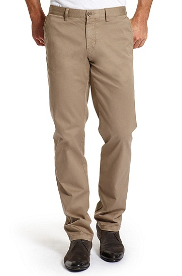 Regular Fit Chino 'Crigan' Pant, Open Beige