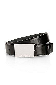 Leather 'Elvioso-U' Belt