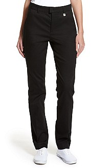 Stretch-Cotton 'Hila' Pant