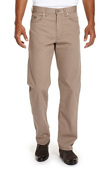 Comfort Fit Comfort Cut 'Alabama' Corduroy Pant, Medium Beige