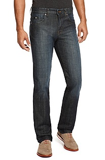 'Kansas ' | Regular Fit, Straight Leg Jean