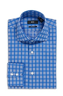 Classic Fit Spread Collar 'Gerald US' Dress Shirt