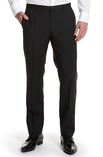 Slim Fit 'Heise' Dress Pant, Black