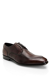 'Mettor' | Leather Lace-Up Dress Shoe