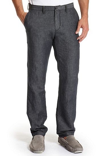 Regular Fit Chino 'Crigan' Pant, Navy