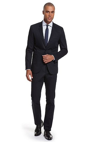Extra Slim Fit 'Ryan/Win' Suit, Navy
