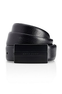 'Baxter-U' | Leather Belt