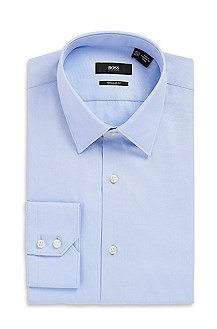 'Gulio US' | Classic Fit, Modified Point Collar Dress Shirt