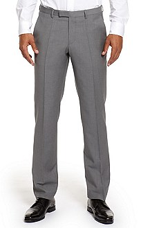 'Shark' | Modern Fit, Wool-Cashmere Dress Pant