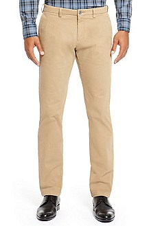 'Crigan 1-D ' | Slim Fit, Cotton Blend Casual Pant