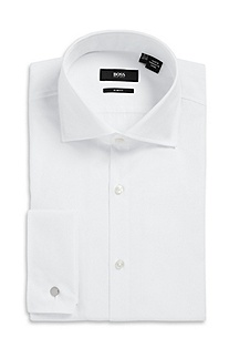 'Jacco US  ' | Slim Fit, Spread Collar Dress Shirt