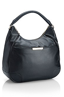 'Minori' | Leather Top Handle Handbag