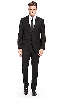 'The James/Sharp' | Modern Fit, Virgin Wool Suit