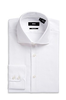'Gale' | Classic Fit, Spread Collar Dress Shirt