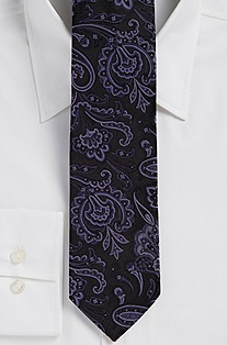 '7.5 cm Tie' | Regular Silk Patterned Tie