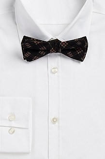 'Bow Tie Fashion' | Cotton Patterned Bow Tie