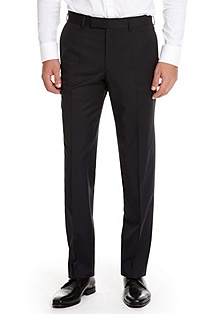 'Tower' | Classic Fit, Virgin Wool Dress Pant