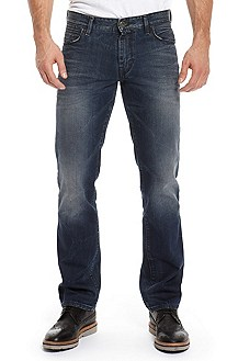 'Orange 24 Amsterdam' | Slim Fit Straight Leg Jean