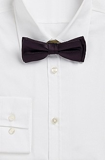 'Bow Tie Fashion' | Silk Solid Bow Tie
