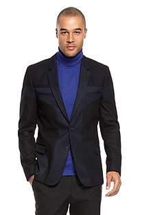 'Abos' | Slim Fit, Wool-Cashmere Sport Coat
