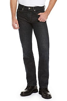 'Kansas' | Regular Fit Straight Leg Jean