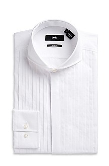 'Jean' | Slim Fit, Spread Collar Dress Shirt