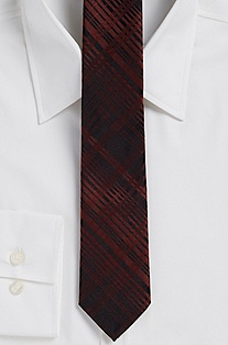 '7.5 cm Tie ' | Regular Silk Striped Tie