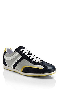 'Silvans' | Leather Sneaker