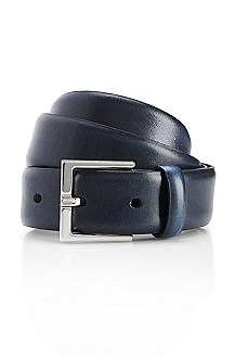 'Elmiro' | Leather Belt