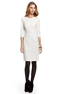'Daslana' | Elbow-Length Sleeve Dress