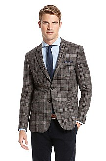 'Randolph' | Extra Slim Fit, Virgin Wool Sport Coat