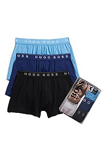 'Boxer 3P BM' | Cotton Trunk, 3-Pack