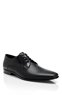 'Sliko' | Embossed Leather Lace-Up Dress Shoe