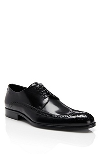 'Fittos' | Leather Lace-Up Dress Shoe