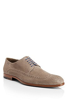 'Fisseo' | Leather Lace-Up Oxford