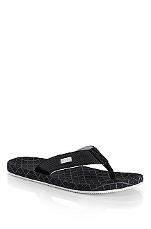 'Shoreline Network' | Thong Sandals