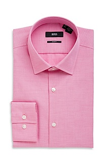 'Jenno' |  Slim Fit, Spread Collar Dress Shirt