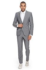 'Aeron/Hamen' | Extra Slim Fit, Virgin Wool Suit