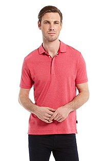 'Fontana' | Regular Fit, Cotton Polo Shirt