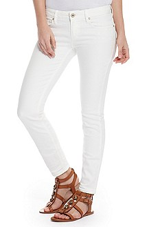 'Lunja' | Stretch-Cotton Jeans