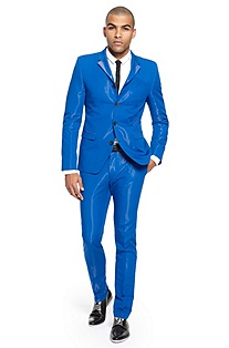 'Atwin/Herno' | Extra Slim Fit, Cotton-Blend Suit